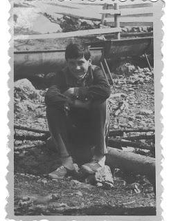 Prin munții Bălanului… 1987