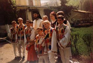Capela Militara Dej – 1999