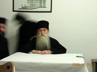 Părintele Arsenie Papacioc, Mânăstirea Nicula – 05.10.2006