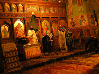 Slujire liturgica si culturala in Fagaras…!