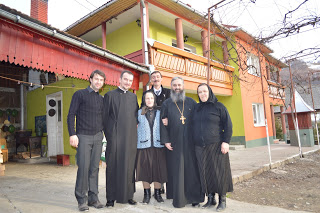 La casa parinteasca a fr. Alexandru Pop, Feldru…!