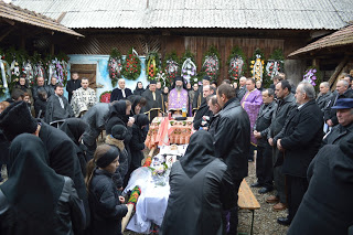 Inmormantarea mamei Mariuca, Feldru, jud. Bistrita-Nasaud…!