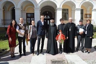 Festivitatea de absolvire a Seminarului Teologic Cluj-Napoca, generatia 2009-2013…!