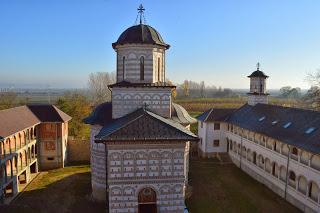 """Hramul Manastirii """"Mihai Voda"""" Turda-Cluj"""