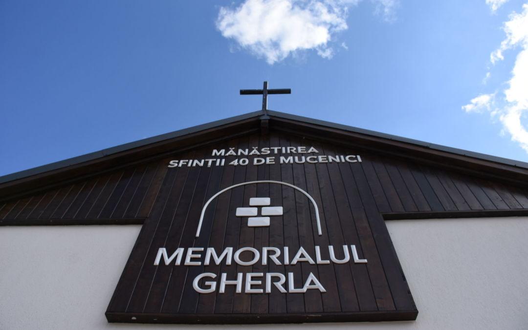 """Hramul Manastirii """"Sfintii 40 de Mucenici"""" Memorialul Gherla, Cluj"""