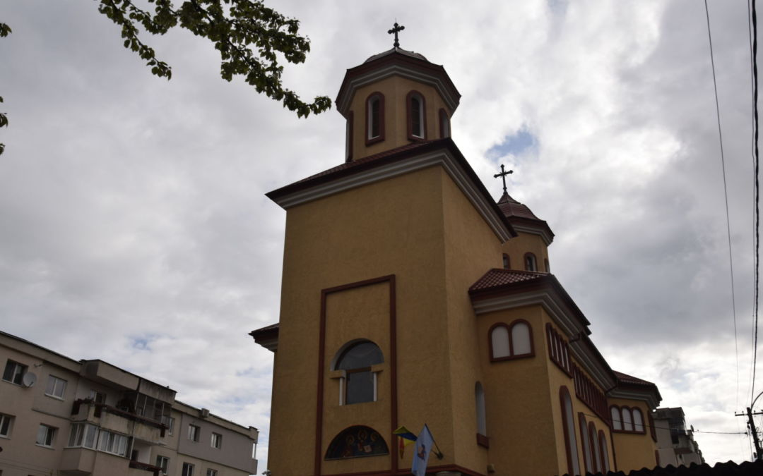 """Duminica a 5-a din Post, Parohia """"Pogorarea Sfantului Duh"""" Cartierul Zorilor, Cluj-Napoca"""