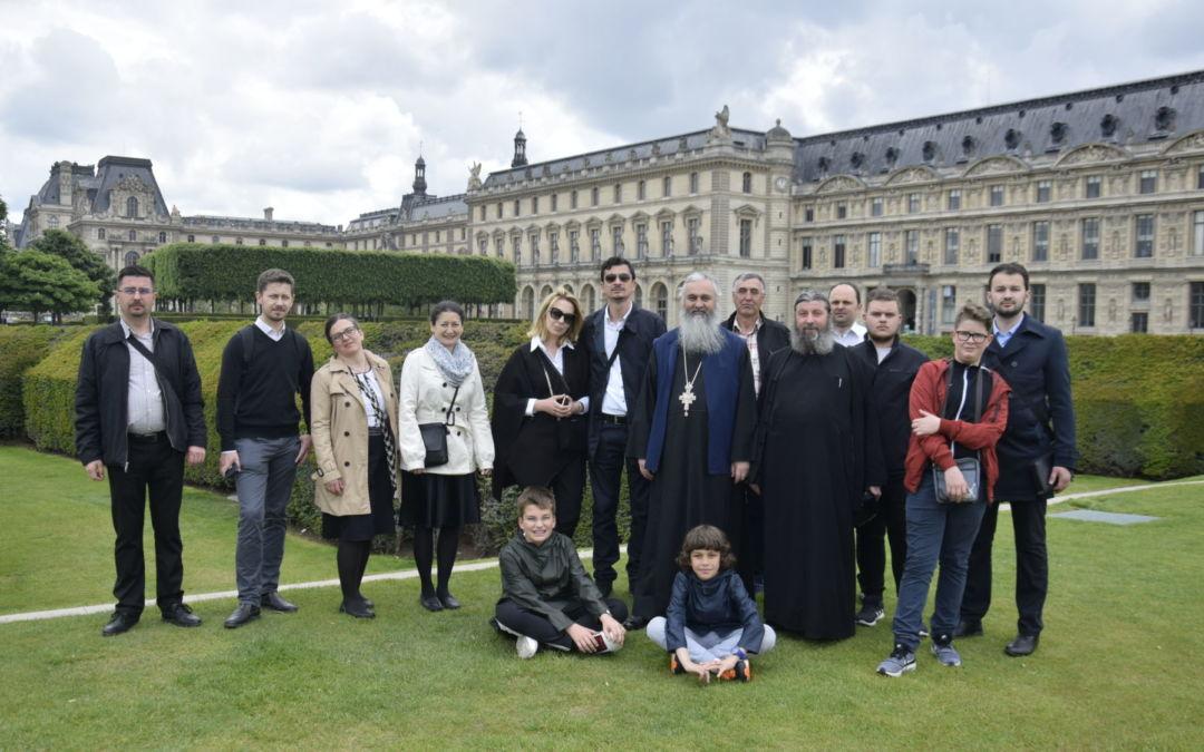 Catedrala Notre-Dame, Biserica Saint-Sulpice, Muzeul Luvru, Atelierul lui Brancusi, Muzeul d'Orsay…, Paris, Franta