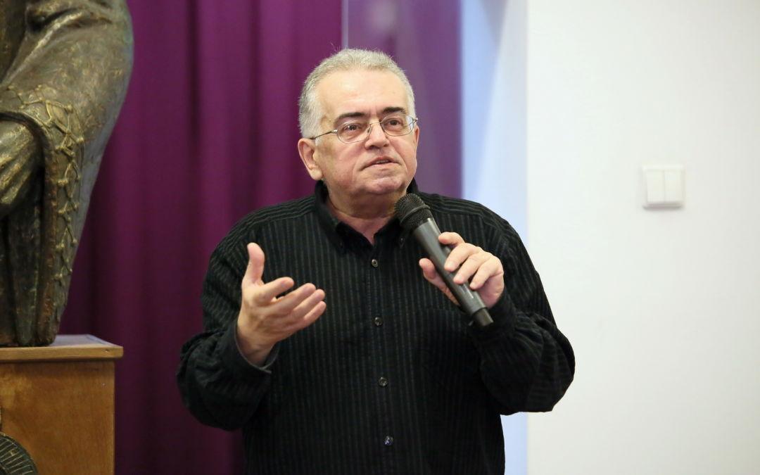 Dan C. Mihăilescu – Rodnica seninătate a îngăduinței