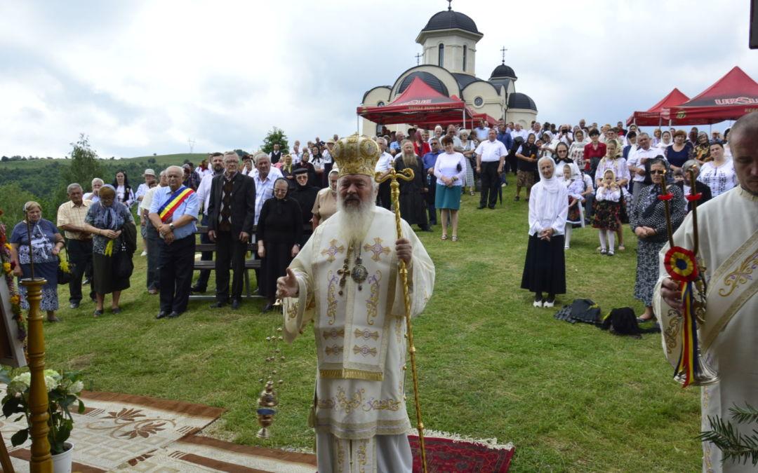 Nasterea Sfantului Proroc Ioan Botezatorul, Hramul Manastirii Somesul Cald, Cluj