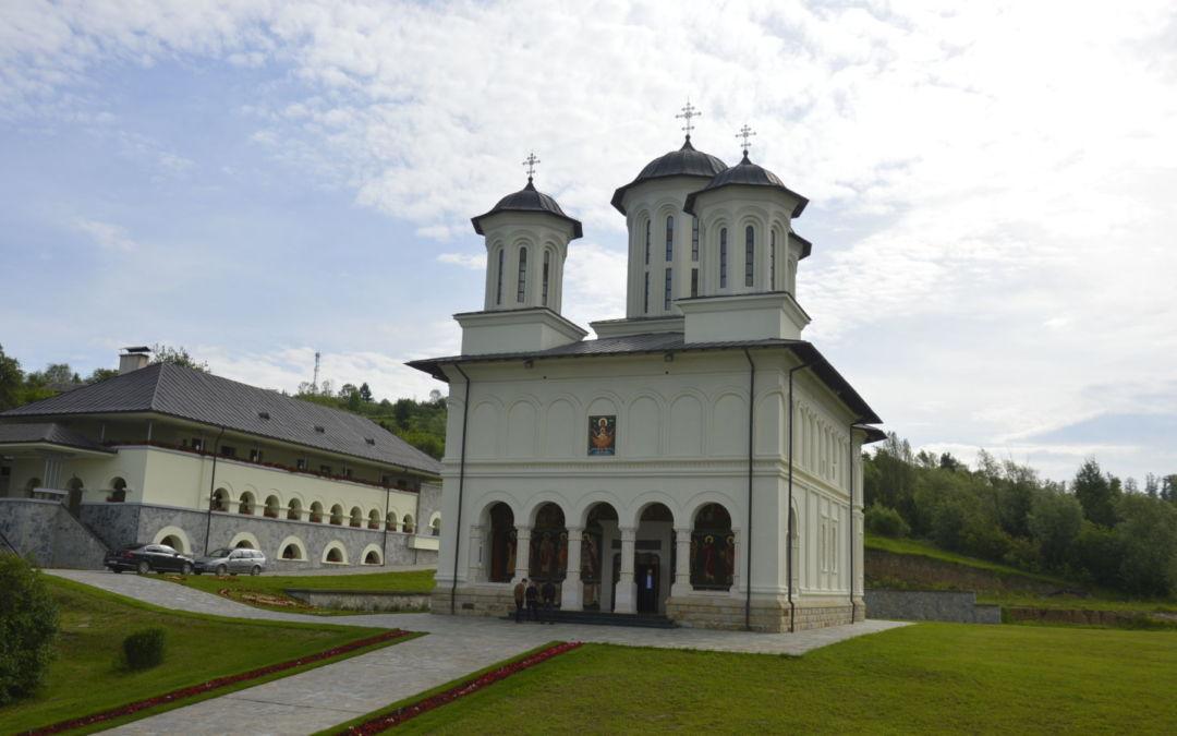 Aniversare, Manastirea Salva, Bistrita-Nasaud