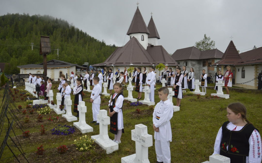 Inaltarea Domnului, Hramul Manastirii Muntele Rece, Cluj