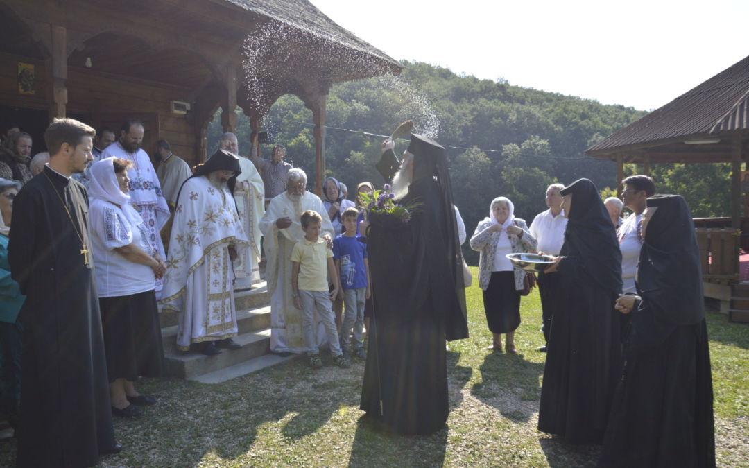 Sfantul si Slavitul Proroc Ilie Tezviteanul, Hramul Manastirii Cristorel, Cluj