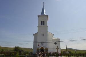 Dumnezeiasca Liturghie, Parohia Domnesti, Comuna Mariselu, Bistrita-Nasaud