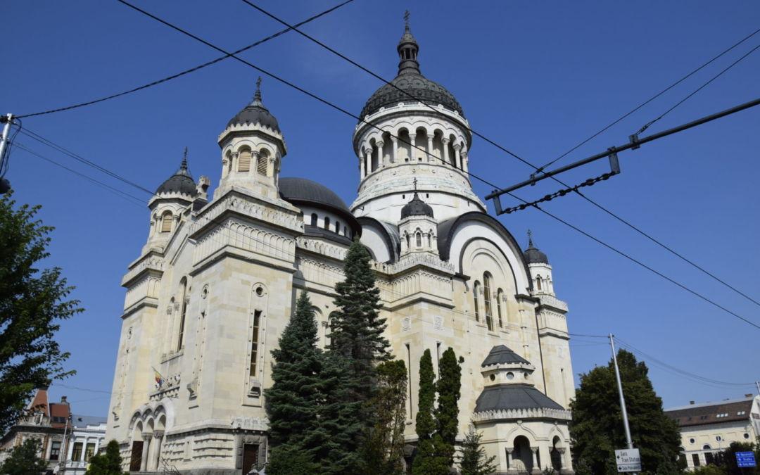 Duminica a 5-a Dupa Rusalii, Catedrala Mitropolitana, Cluj-Napoca