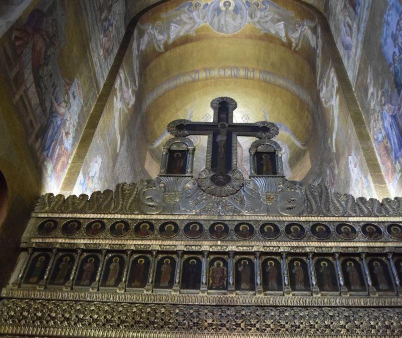 Duminica a 8-a dupa Rusalii, a inmultirii painilor, Catedrala Mitropolitana,  Cluj-Napoca