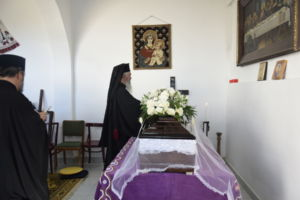 Priveghi la Capataiul Credinciosului Izidor, Manastirea Floresti, Cluj