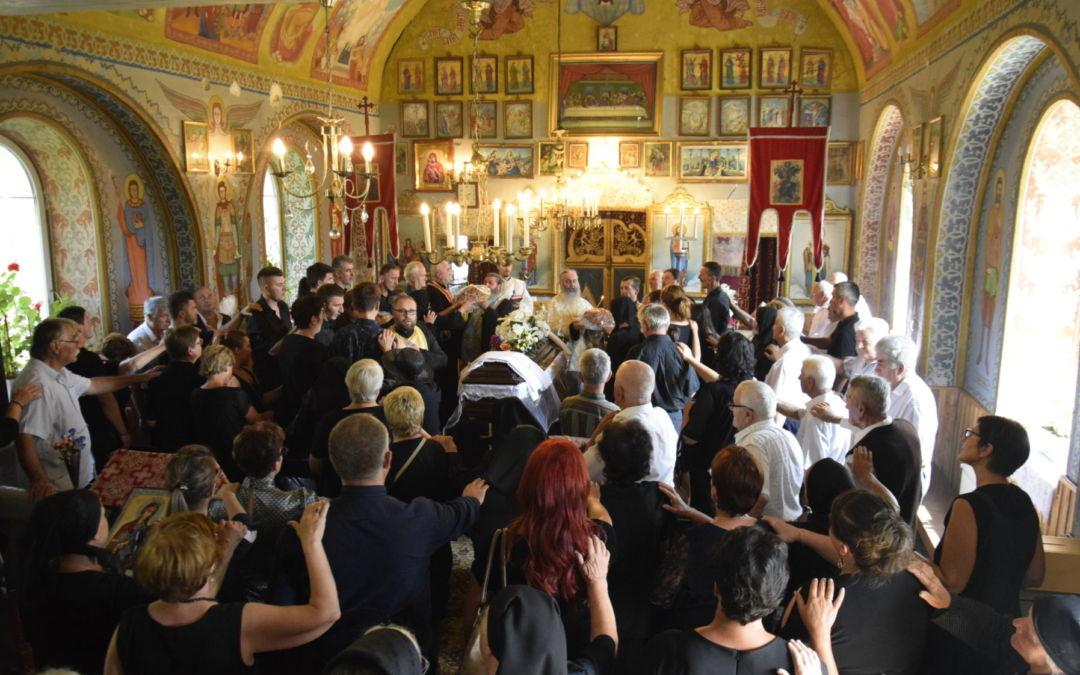 Inmormantarea Credinciosului Ioan Tibre, Ugrutiu, Salaj