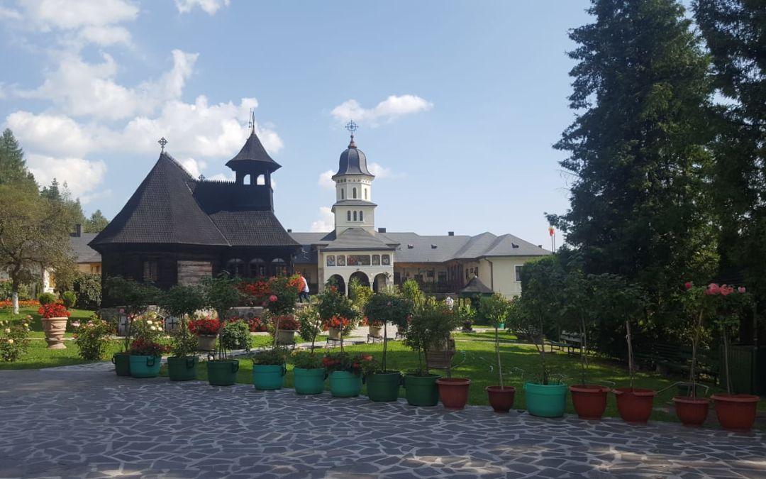Manastirea Toplita, Harghita – Frumosu, Neamt