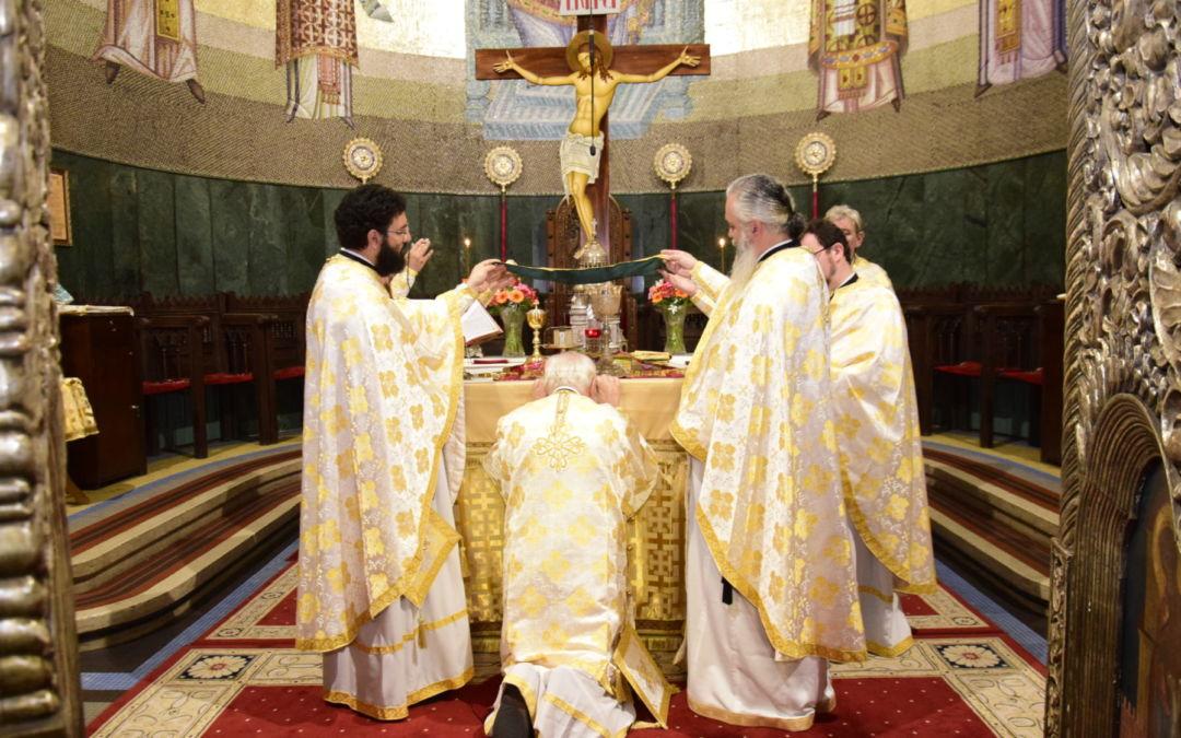 Inceputul Anului Bisericesc, Duminica a 11- a dupa Rusalii, Catedrala Mitropolitana Cluj-Napoca