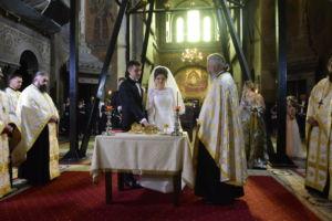 Cununia Tinerilor Sorina si Mihai Suciu, Catedrala Mitropolitana Cluj-Napoca