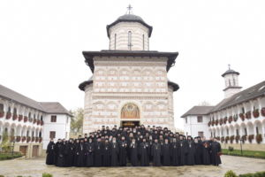 Sinaxa Monahala, Mitropolia Clujului, Maramuresului si Salajului, Manastirea Mihai Voda, Turda, Cluj