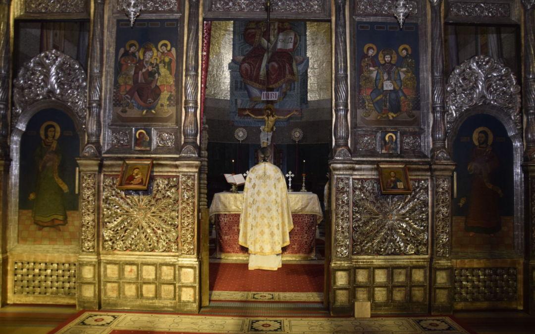Dumnezeiasca Liturghie, Duminica a 30-a dupa Rusalii, Catedrala Mitropolitana, Cluj-Napoca