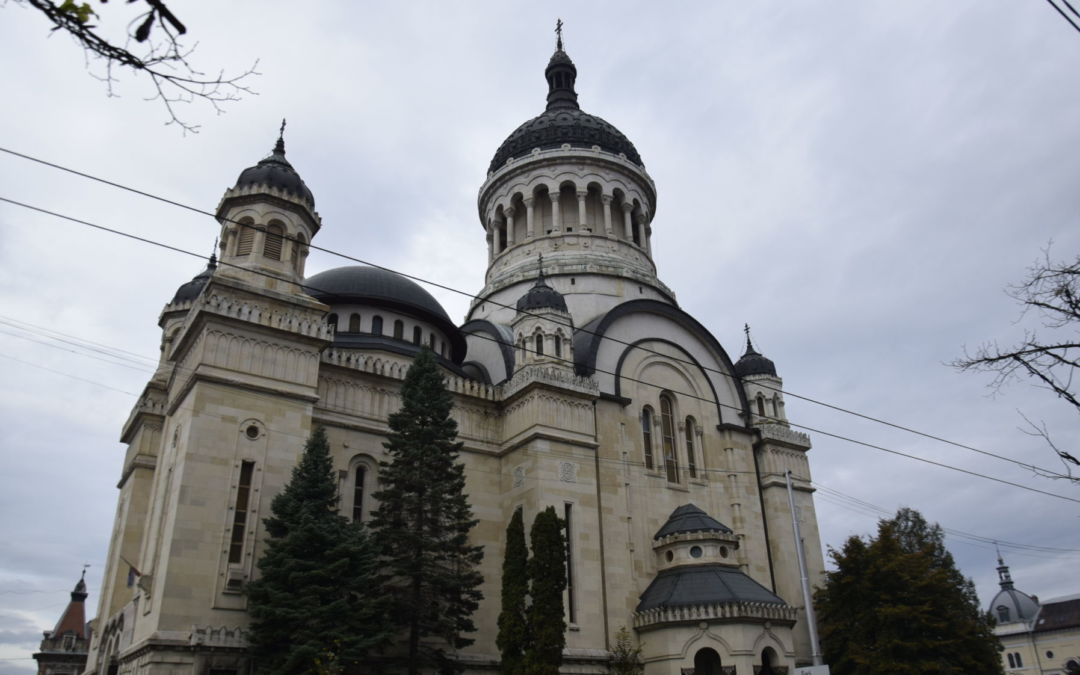 Duminica a 22-a dupa Rusalii si Parastas dupa vrednicul de pomenire parintele nostru Arhiepiscop Teofil Herineanu, Catedrala Mitropolitana, Cluj-Napoca