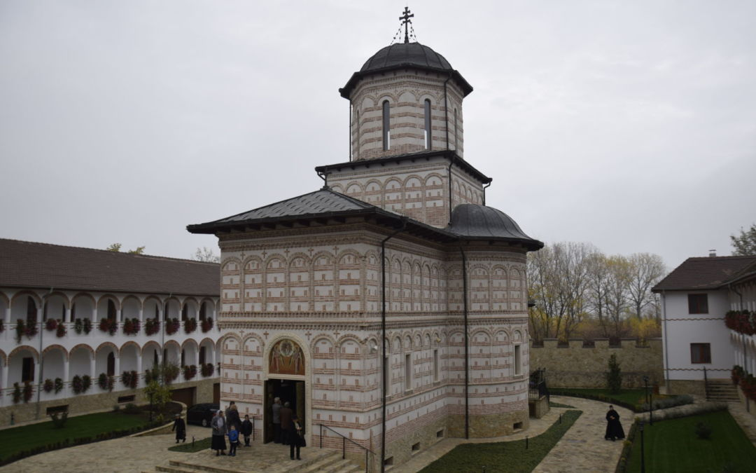 "Soborul Sfintilor Arhangheli Mihail si Gavriil, Hramul Manastirii ""Mihai Voda"", Turda, Cluj"
