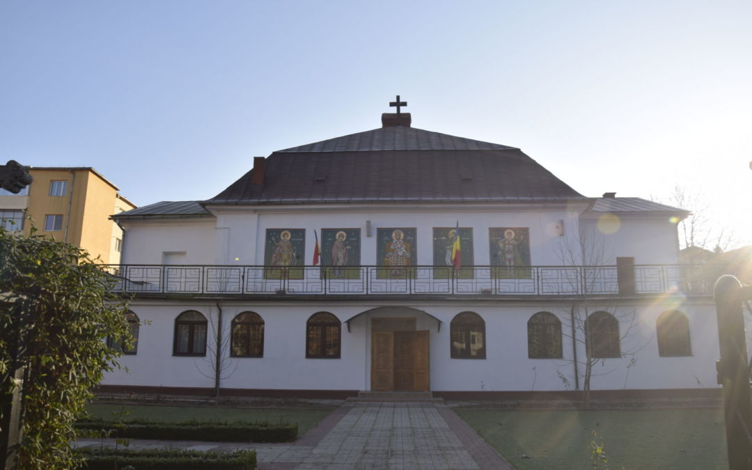Dumnezeiasca Liturghie, Biserica Militara, Dej
