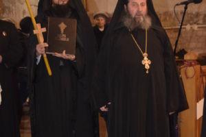 Tunderea in monahism a Parintelui Sofronie , Manastirea Nicula