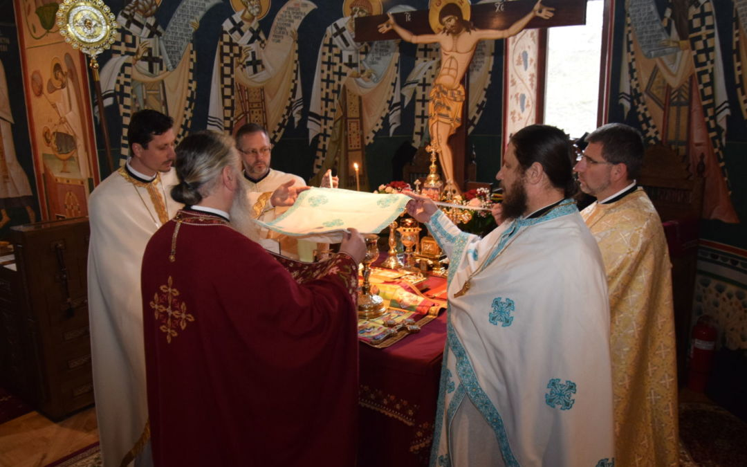 Sfantul Apostol, Intaiul Mucenic si Arhidiacon Stefan, Manastirea Stramba, Bistrita-Nasaud