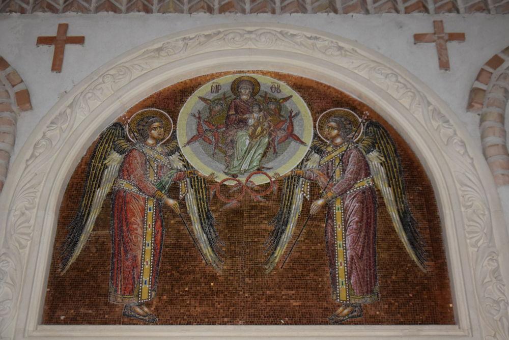Intampinarea Domnului,  Manastirea Mihai Voda, Turda