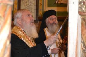 Sfestanie Biserica Noua, Manastirea Nicula