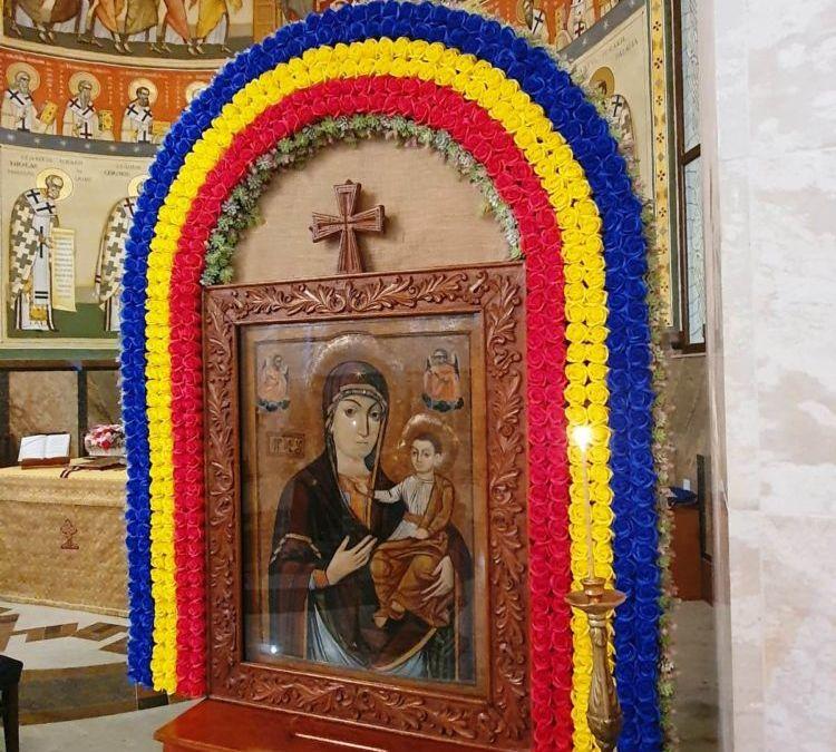 Prima Liturghie, Biserica Noua, Manastirea Nicula, Cluj