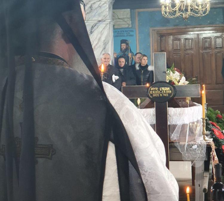 Inmormantarea Credinciosului Stefan Pitic, Berinta, Maramures