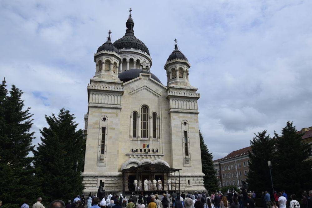Duminica Sfintilor Romani, Catedrala Mitropolitana Cluj Napoca