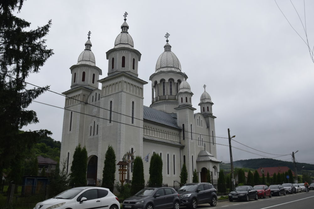 Nasterea Sfantului Proroc Ioan Botezatorul, Somcutu Mic, Cluj