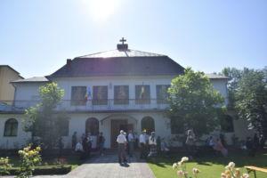 Duminica a 4-a dupa Rusalii, Biserica Militara Dej
