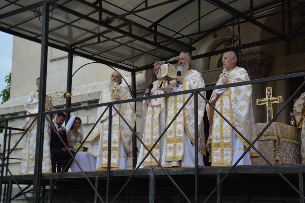 Duminica a 5-a dupa Rusalii, Catedrala Mitropolitana Cluj Napoca