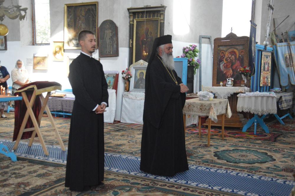 """Duminica a 7-a dupa Rusalii, Manastirea """"Nasterea Maicii Domnului"""" Letea, Tulcea"""