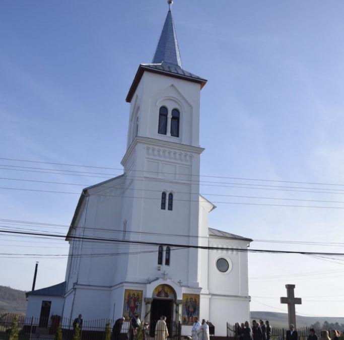 Slujire in Parohia Domnesti, Decernarerea Titlului de Cetatean de Onoare al Comunei Mariselu