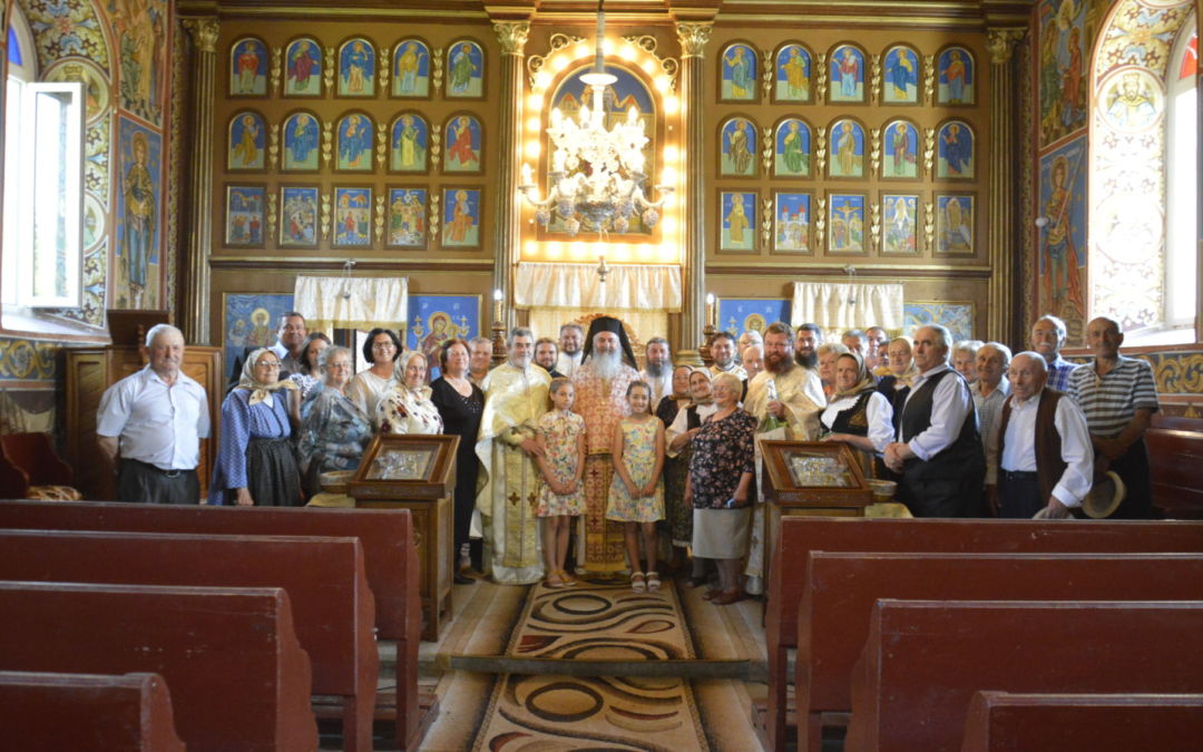 Slujire si Aniversare, Parohia Ortodoxa Popesti, Cluj