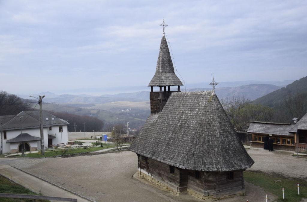 Parastasul de 40 de zile a Parintelui Arhimandrit Serafim Maciuca, Manastirea Nicula