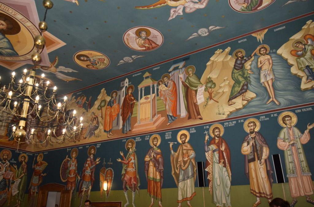 Biserica Militara Dej, Cluj