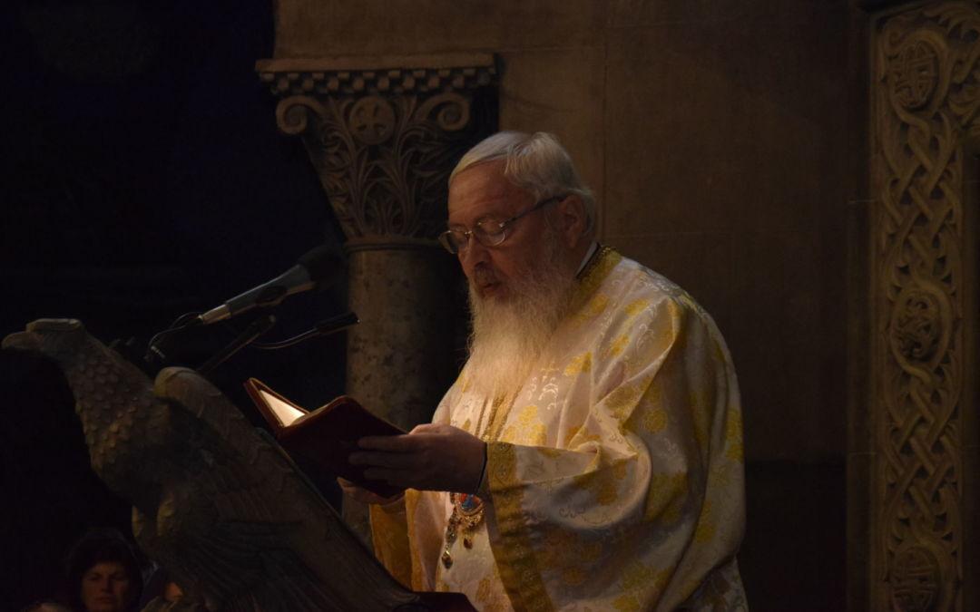 Duminica a 4-a din post, Catedrala Mitropolitana Cluj-Napoca